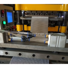 High Speed Automatic Fin Production Machine